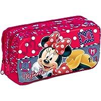 Minnie Mouse Kırmızı Kalemlik (Gemici)