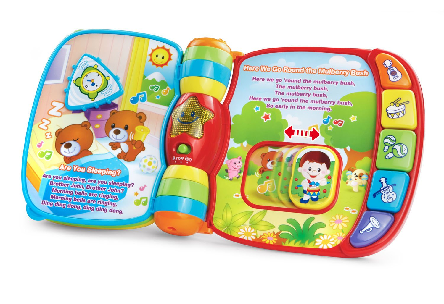 rhymes book best toys for 1 year old boys