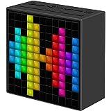 Divoom TimeBox インテリジェントスマートクロックスピーカー DIV-TMBX (ブラック)