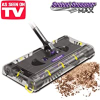 L'original Swivel Sweeper Max - Balai Electrique aspirateur