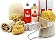 The Ultimate Bath & Shower Experience Gift Set by Spa Destinations. Amazing Products, Value and Price! $110 Value