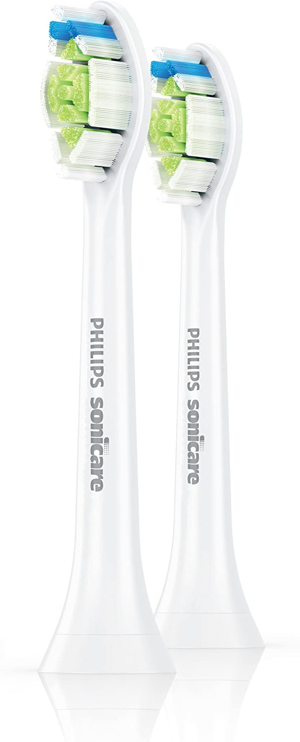 Philips Sonicare DiamondClean HX6062/07 - Set de 2 cabezales ...