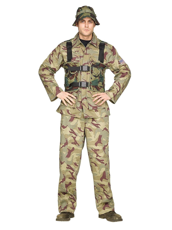 Generique - Soldat Soldat Soldat Kostümkhaki Herren M / L 4aa47d