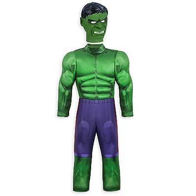 Marvel Hulk Costume for Kids: Clothing