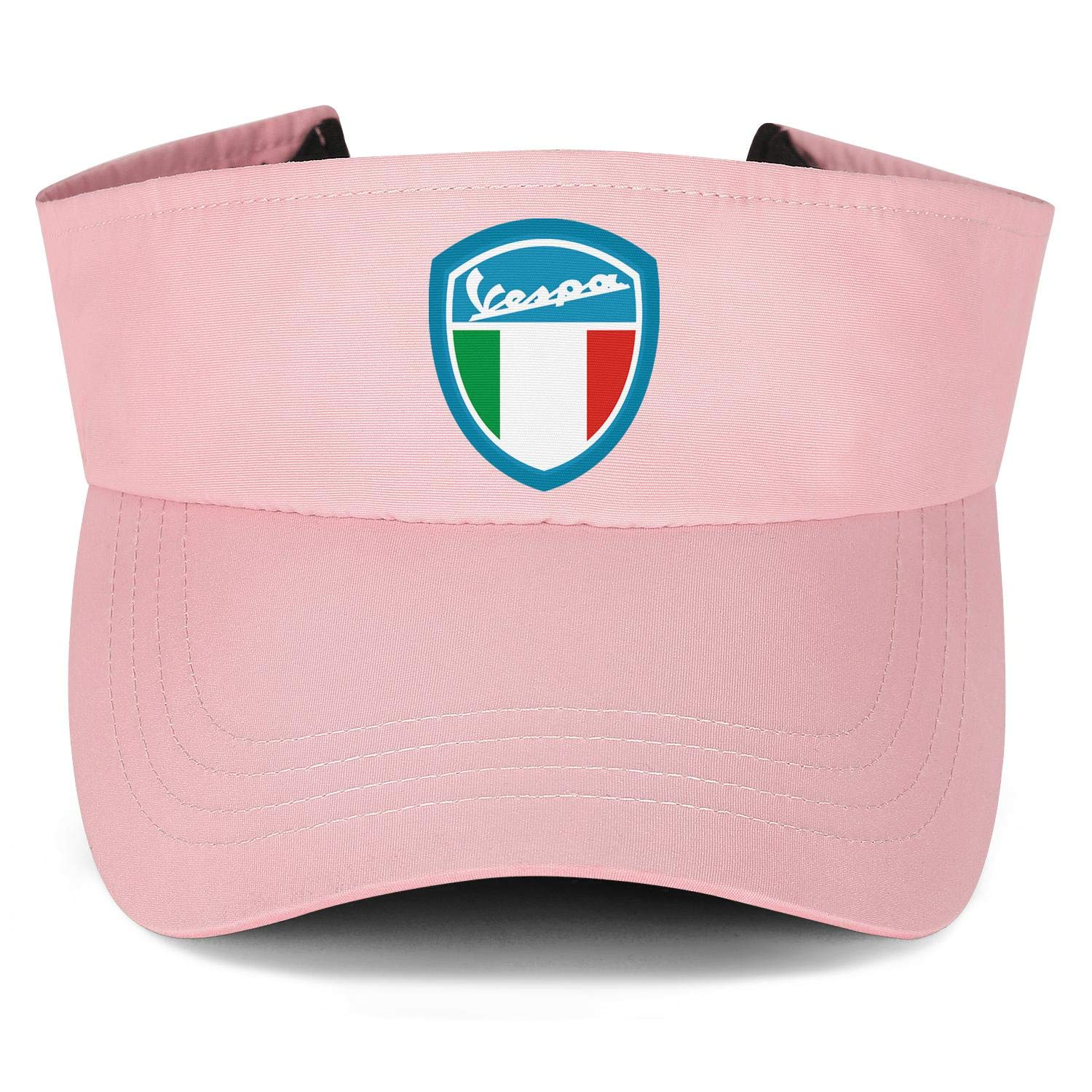 Vespa-Logo Men Women Hats Sun Visor Cap Custom Hat Adjustable Fits Caps