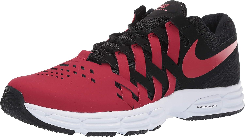 Nike Lunar Fingertrap TR - Zapatillas de Fitness para Hombre, Color Negro, Color Negro, Talla 43 EU: Amazon.es: Zapatos y complementos