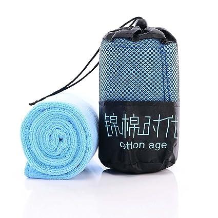 Toalla de refrigeración suave para el alivio instantáneo, toallas de verano para el cuello o