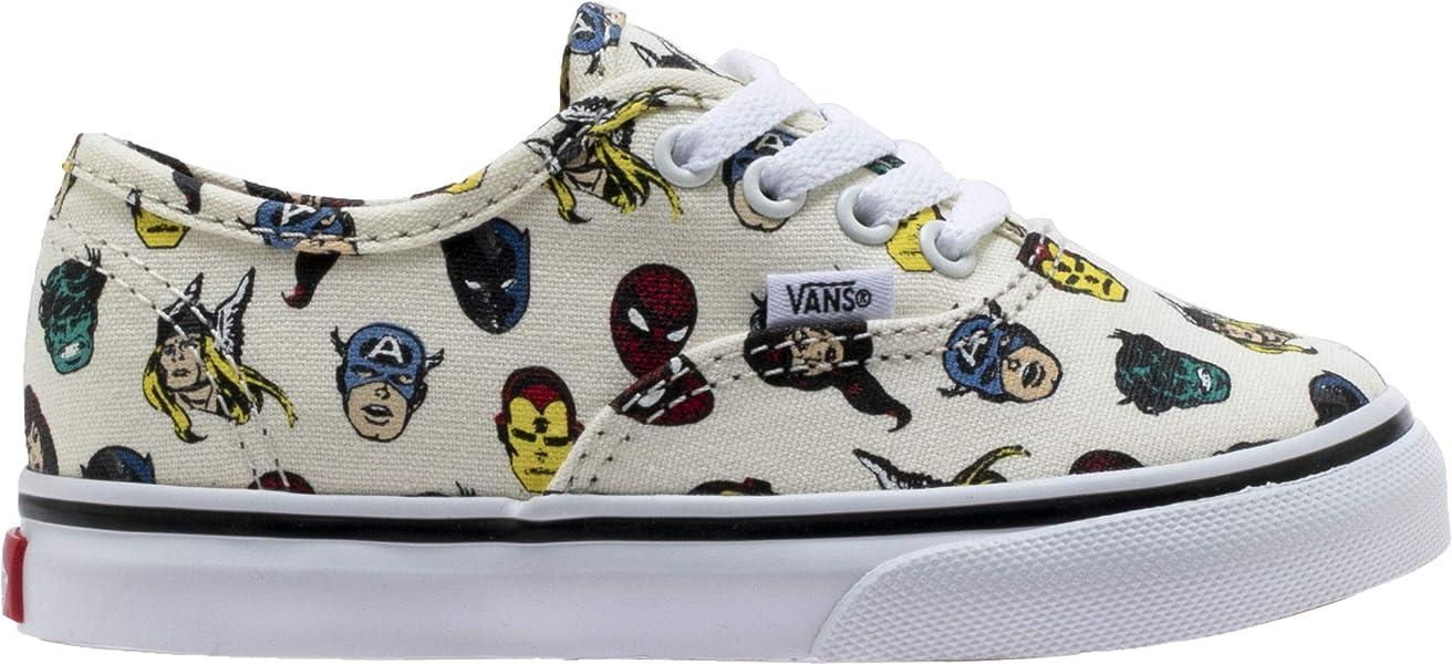 Vans Toddler Authentic (Marvel