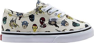 c553f8ffe0 Vans Toddler Authentic (Marvel) Marvel Heads Multi Avengers Sneakers (5 M US