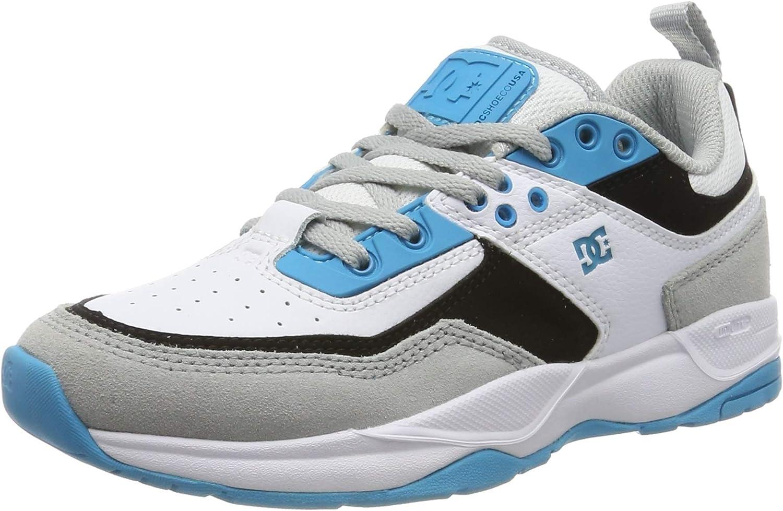 DC Shoes DCSHI E.tribeka Zapatillas de Skateboard para Ni/ños Shoes For Boys