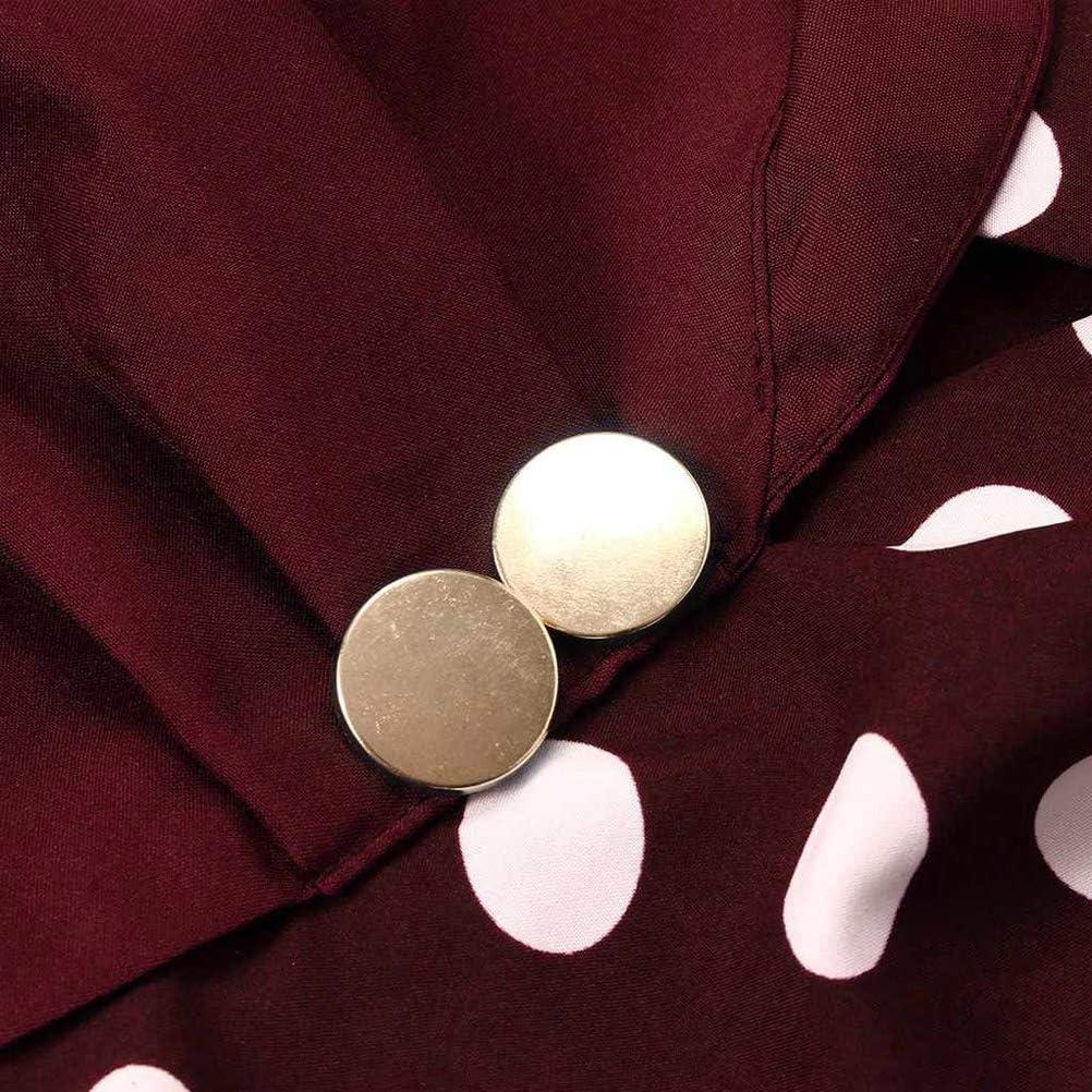 ORANDESIGNE Damen Elegant Etuikleider Festliches Cocktail Bleistiftkleid Knielang Business Kleide Bodycon Gesch/äft Figurbetonte Knielang Kleider
