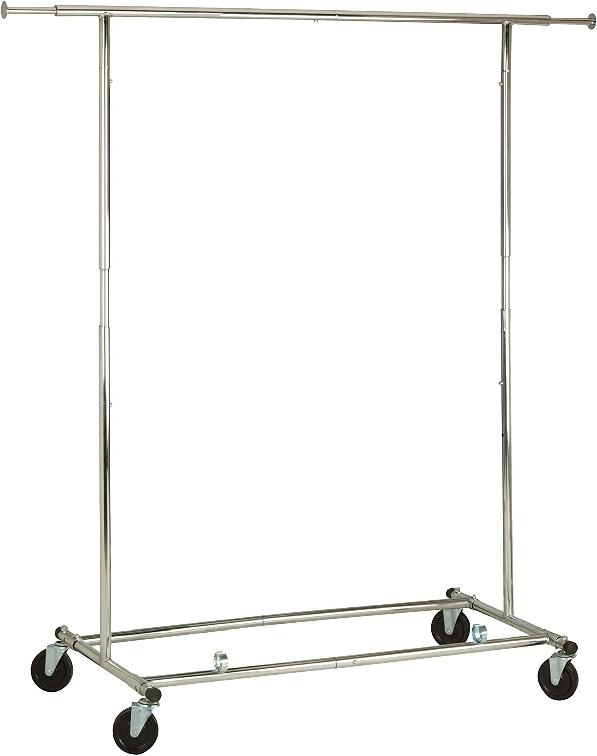HEAVY DUTY GARMENT RAIL ACCESSORIES EXTENTIONS /& CENTRAL BARS ALL SIZE AVAILABLE