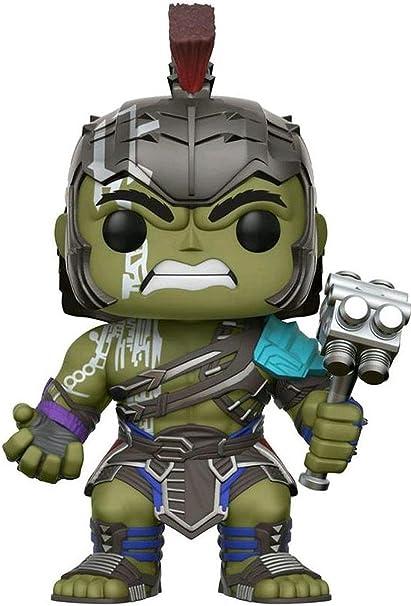 "Marvel Thor Ragnarok Hulk 10/"" Inch #241 Vinyl Figure Target Exclusive Funko POP"