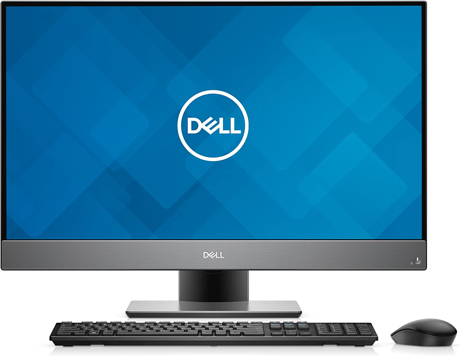 "Dell i7777-5507SLV-PUS Inspiron 27"" Narrow Border Display - 8th Gen Intel Core i5 Processor - 8GB Memory - 1TB Hard Drive UHD Graphics 630, Silver"