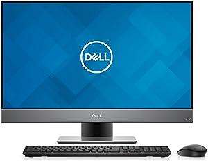 "Dell i7777-5507SLV-PUS Inspiron 27"" Narrow Border Display - 8th Gen Intel Core i5 Processor - 8GB Memory - 1TB Hard Drive UHD Graphics 630, Silver"