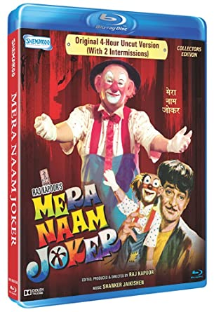 Mera Naam Joker ( 1970 ) Blu-Ray (1080p) BD50 AVC DD 2.1 | G- Drive | 41 GB |