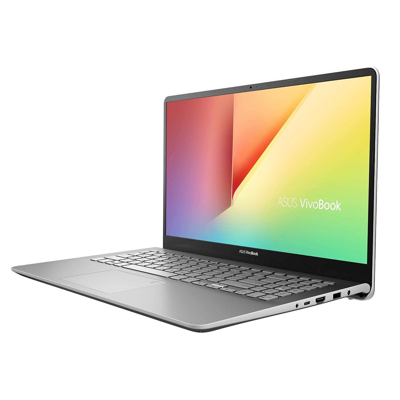 """Asus VivoBook S530UF-BQ281T Monitor 15.6"""" FHD No Glare, Intel Core i7-8550U, RAM 8 GB e 16 GB Optane Memory, HDD da 1 TB, Grigio"""