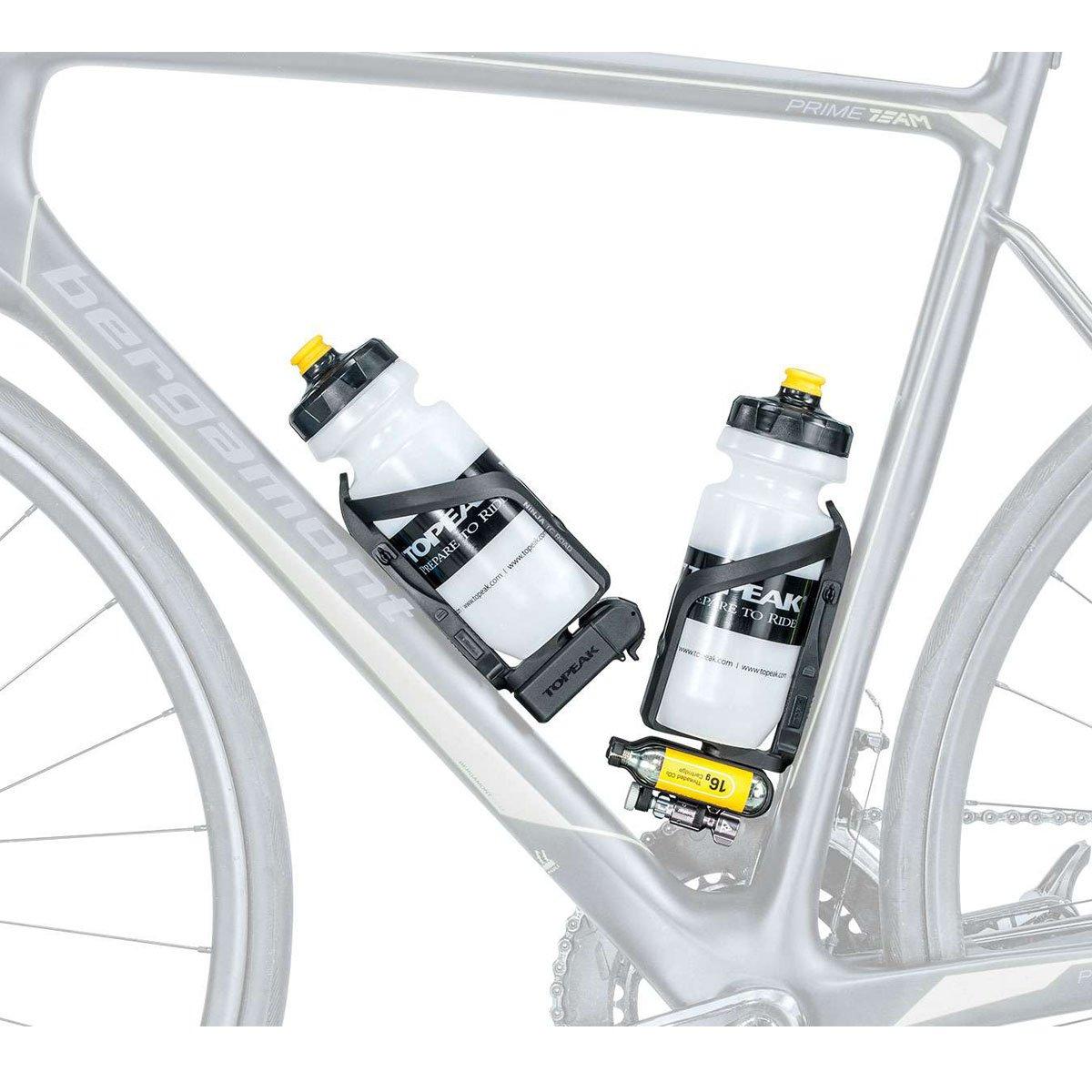 Topeak Porte-bidon avec outils Ninja CO2 +: Amazon.es ...