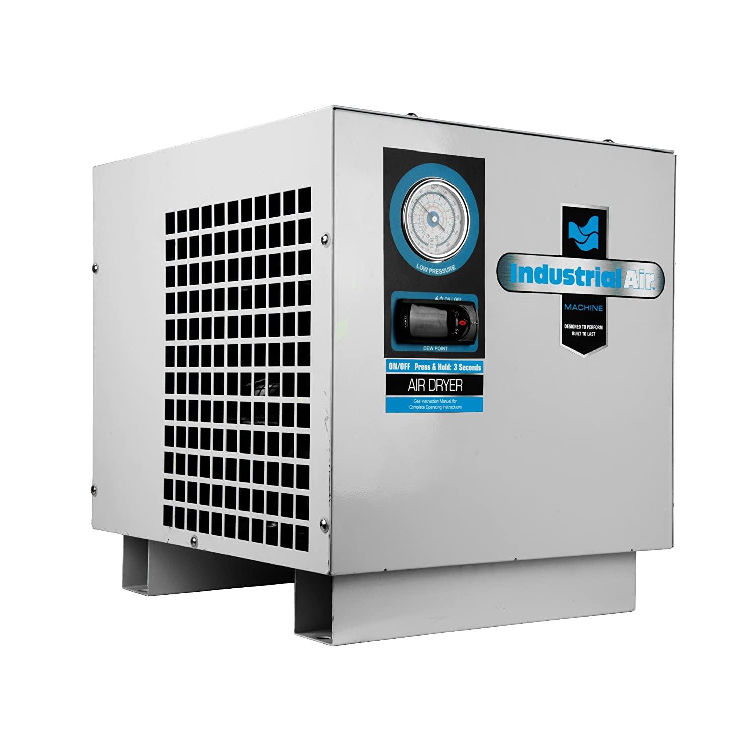 Amazon.com: Industrial Air IAD30 7.5 hp 27.6 SCFM Non-Cycling Refrigerated Air Dryer: Home Improvement