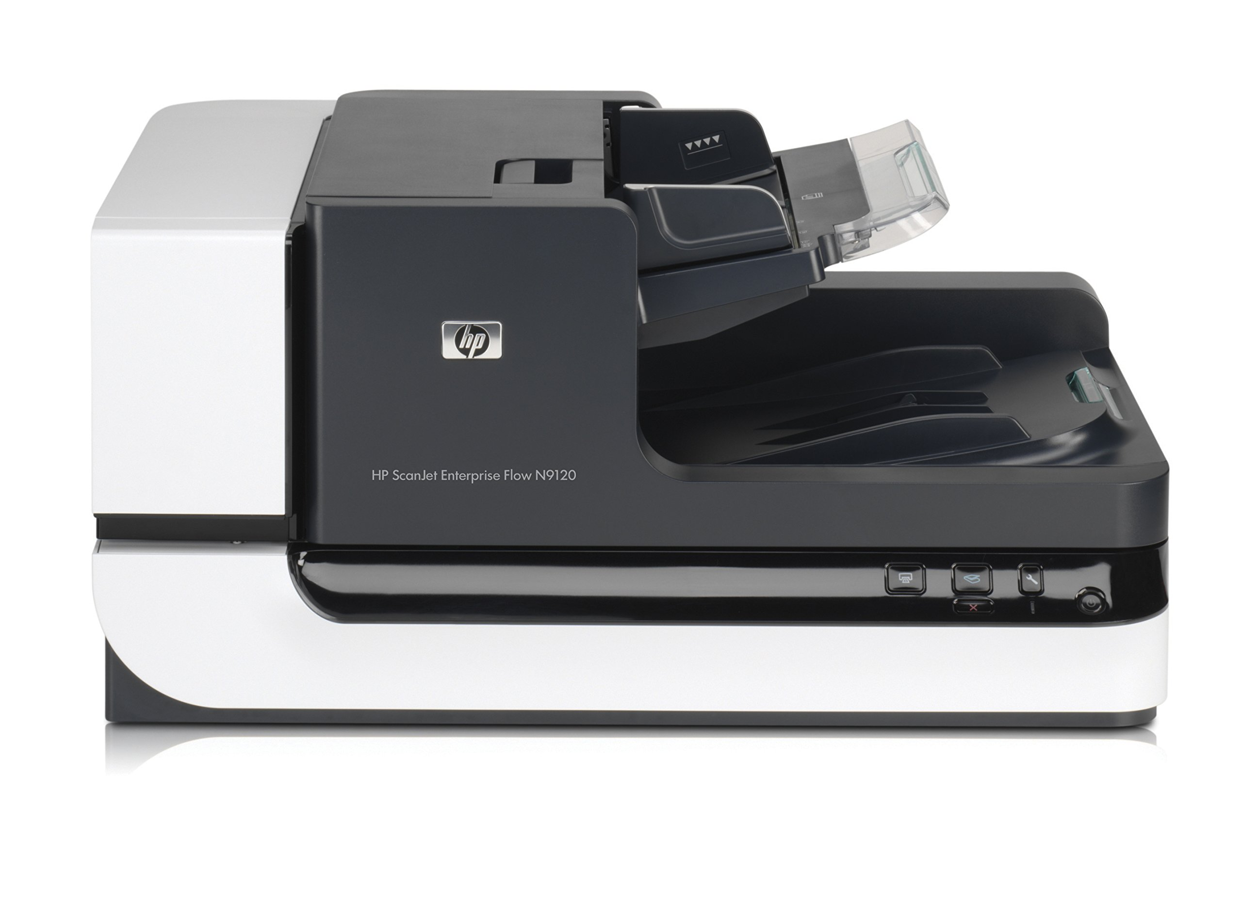 HP ScanJet Enterprise Flow N9120 Flatbed OCR Scanner