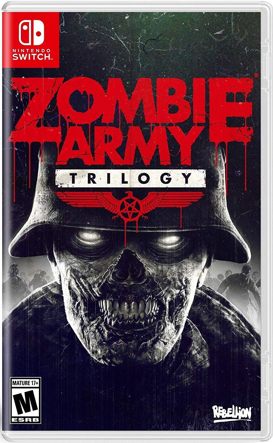 Zombie Army Trilogy for Nintendo Switch [USA]: Amazon.es: Ui Entertainment, U&i Entertainment: Cine y Series TV