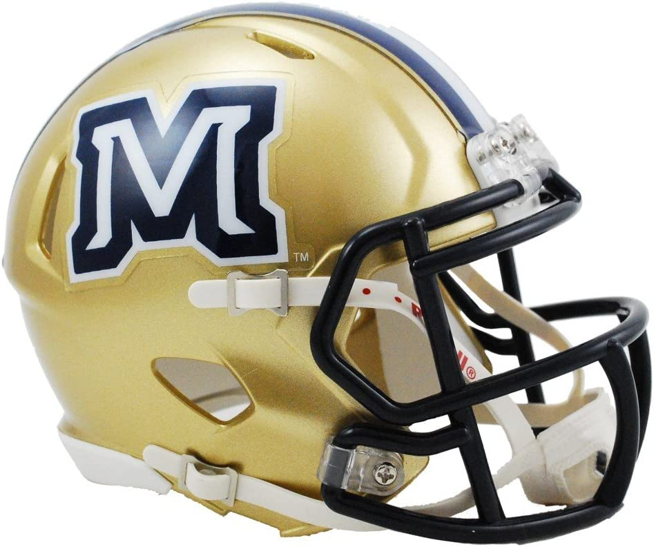 NCAA Montana State Bobcats Speed Mini Helmet