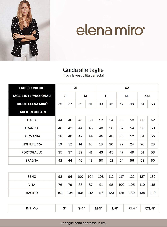 Elena Miro Maglione Donna