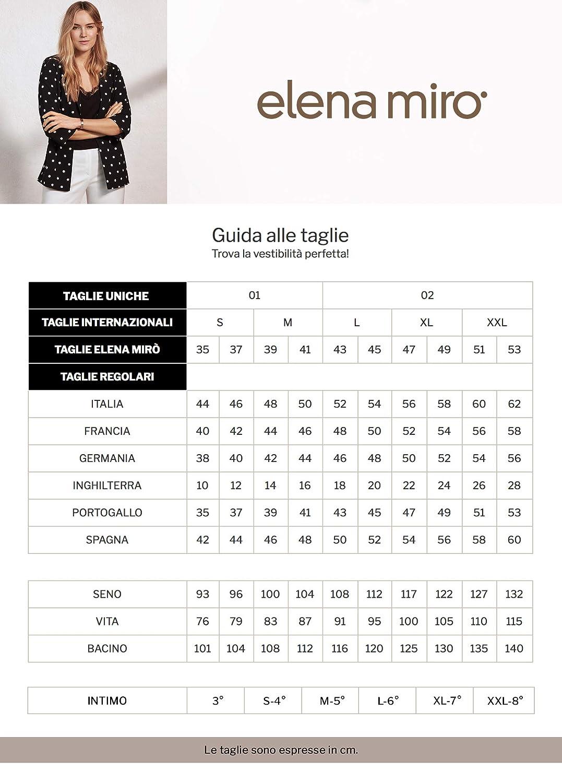 Italian Size Abito con Collana Elena Mir/ò