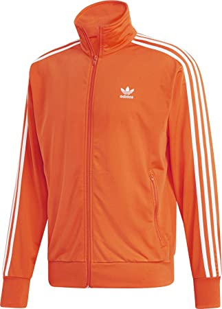 veste adidas noir orange