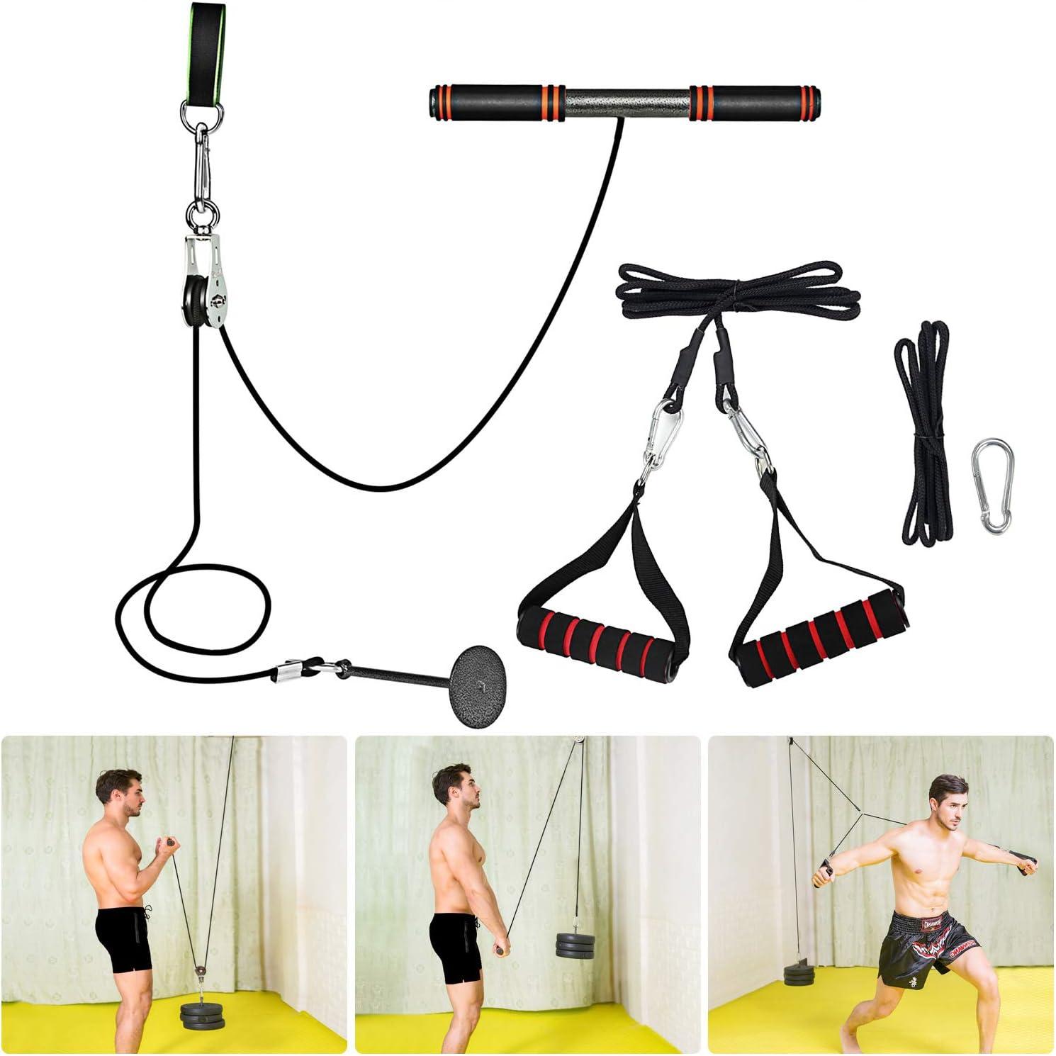 Best Sporting Wrist Roller Unterarmtrainer Handgelenktrainer Armtrainer