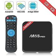 [Amazon Canada]Leelbox Android TV Box 4k - $80