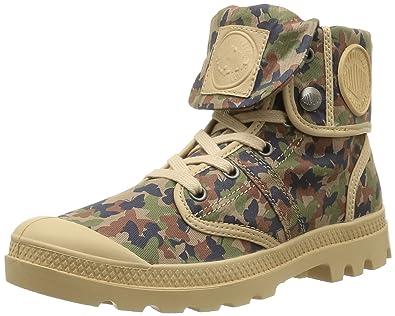 Palladium Camo Baggy Amazon F Femme Eu Vert Kaki 023 Boots 37 raFFxnB
