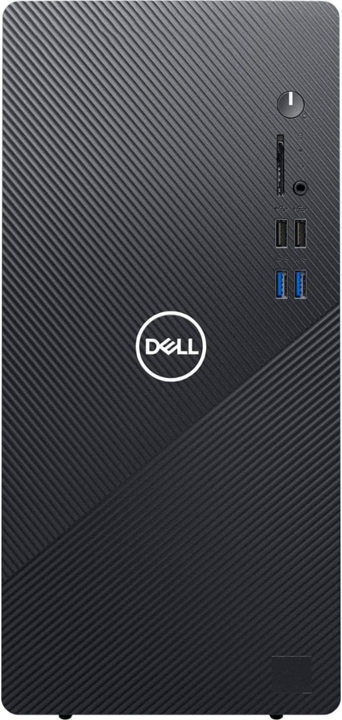 Dell Inspiron 3880 Business Desktop Computer_ Intel Hexa-Core i5-10400 up to 4.3GHz (Beats i7-8700)_ 16GB DDR4 RAM_ 512GB PCIe SSD + 1TB HDD_ WiFi_ VGA_ HDMI_ Windows 10 Professional