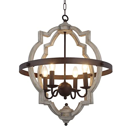 quatrefoil pendant light stylish pendant 21quot vintage rustic large quatrefoil chandelier pendant light french country wood metal wine barrel foyer 21