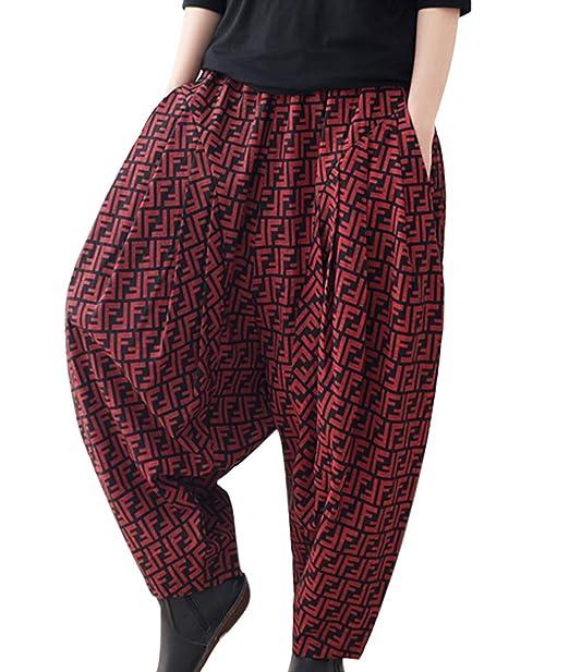 Amazon.com: YESNO PGY - Pantalones de lana para mujer ...