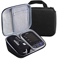 Case Compatible for Omron 10 Series Upper Arm Blood Pressure Monitor, Storage Bag...