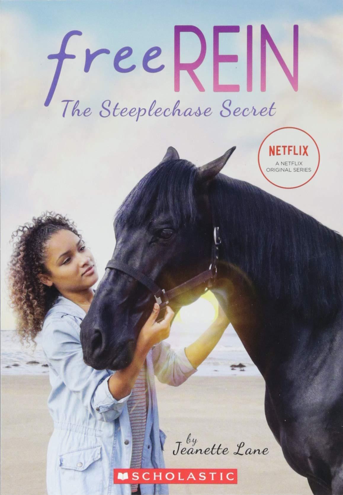 Download The Steeplechase Secret (Free Rein #1) pdf epub