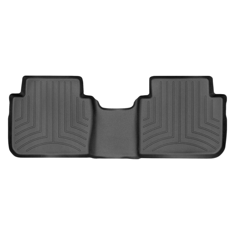 WeatherTech 4411102 Floorliner Digitalfit for 2017 Honda CRV - Black Rear Only