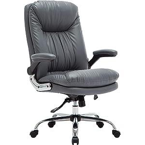 Enjoyable Amazon Com Yamasoro High Back Ergonomic Executive Office Machost Co Dining Chair Design Ideas Machostcouk