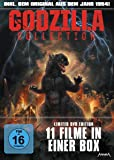 The Godzilla Collection (11 Discs) [Limited Edition]