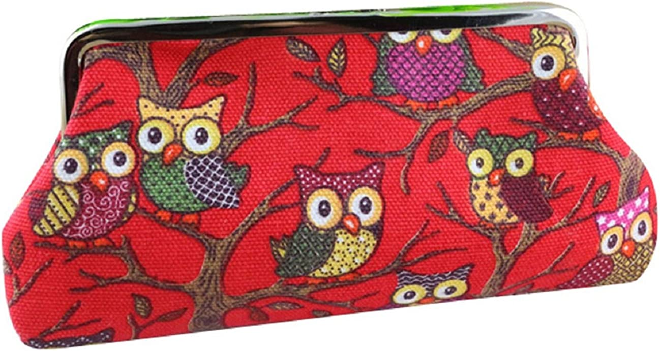 Tonsee Wallet Hasp Owl...