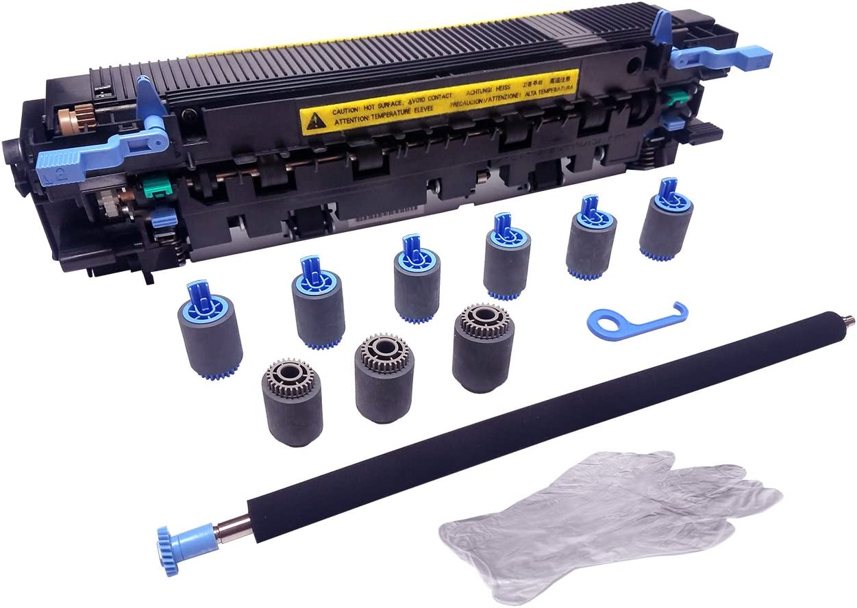 Altru Print C3914A-MK-AP (C3914-69001, C3914-67902) Maintenance Kit for HP LJ 8100/8150/Mopier 320 & Canon imageClass 4000/4000E/4000ED/3250 (110V) with RG5-6532 Fuser, Transfer Roller & Tray 2-4