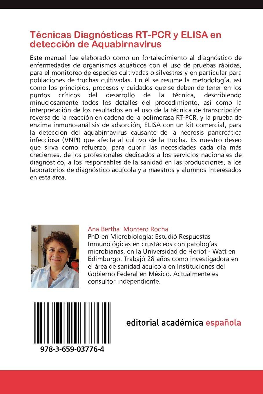 Técnicas Diagnósticas RT-PCR y ELISA en detección de ...