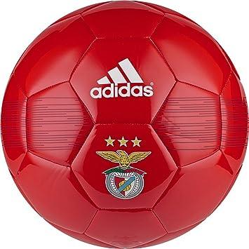 adidas Balón de Fútbol, Unisex Adulto, Red Benfica, 5: Amazon.es ...