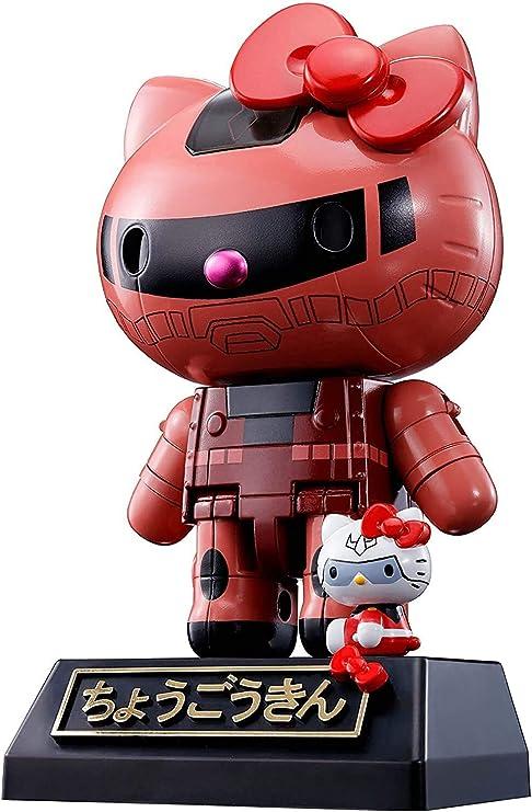 BANDAI Chogokin Gundam Hello Kitty Mobile Suit Gundam x Hello Kitty from Japan
