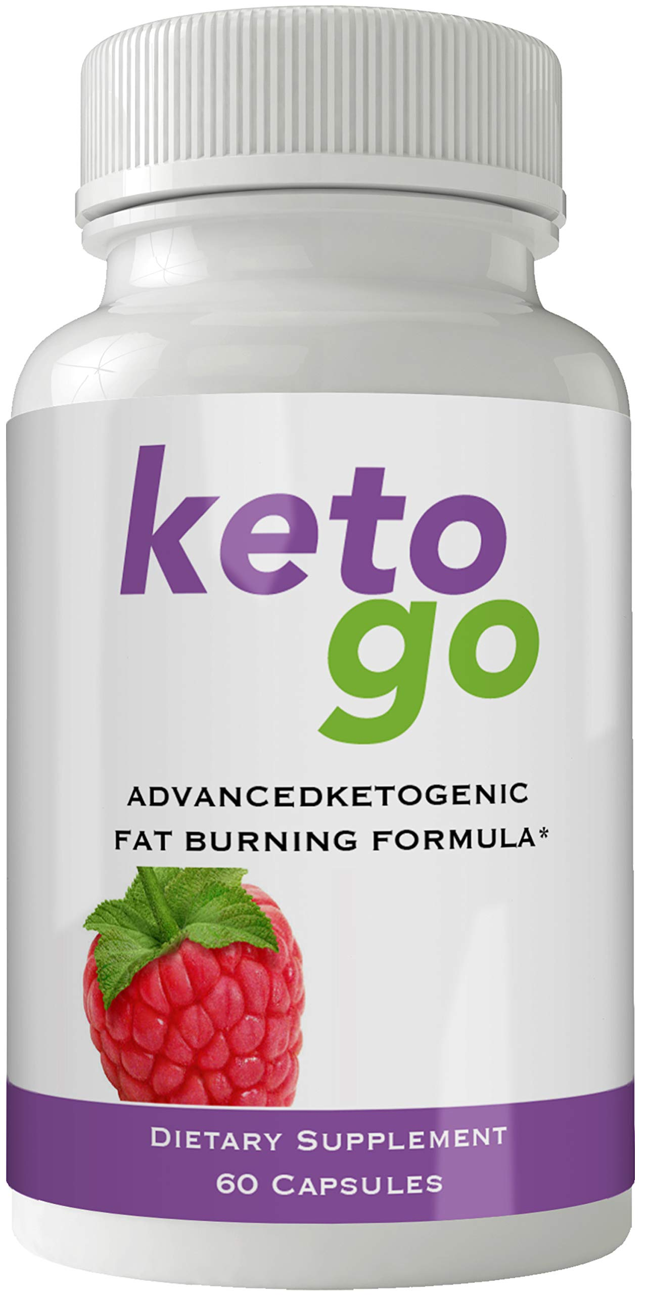Keto Go Pills | Keto Go Weight Loss Pills | Keto Go It Works Supplements - Weightloss Lean Fat Burner | Advanced Thermogenic Rapid Fat Loss Supplement for Women and Men by nutra4health LLC (Image #1)