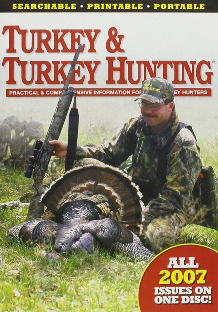Turkey & Turkey Hunting Magazine - 2007 pdf epub