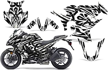 Motorcycle Fairing Tribal Skull Cool Decal Sticker Graphic Yamaha Honda Kawasaki