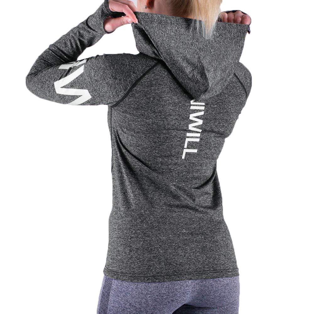 Roysberry Womens Hoodies Grey Pullover Half Zip Pullover Women Teen Girls Teen Girl Shirts for Teen Girls
