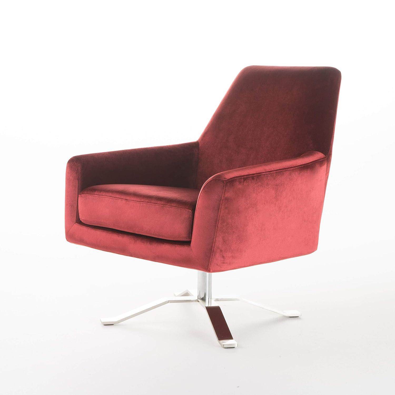 Brilliant Amazon Com Christopher Knight Home 300701 Aegis Velvet Squirreltailoven Fun Painted Chair Ideas Images Squirreltailovenorg